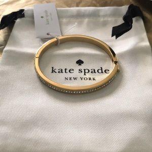 Kate Spade ♠️ Ring It Up Bangle